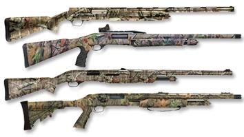 The Best Turkey Guns for 2012