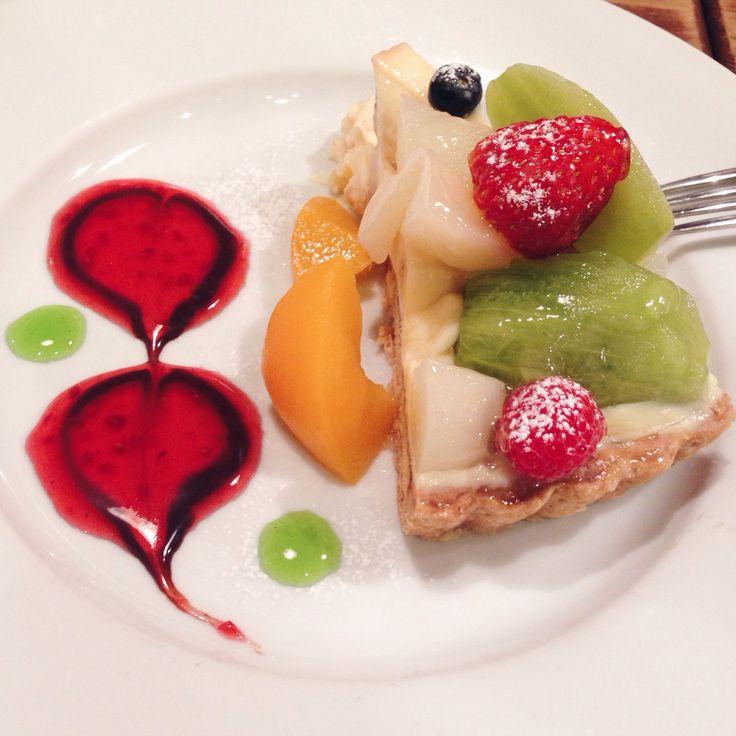 Yummy Japanese Cake  www.the.rainbowholic.me