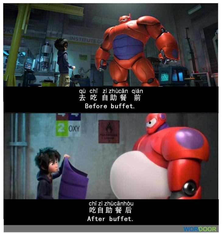Wordoor Chinese : Photo