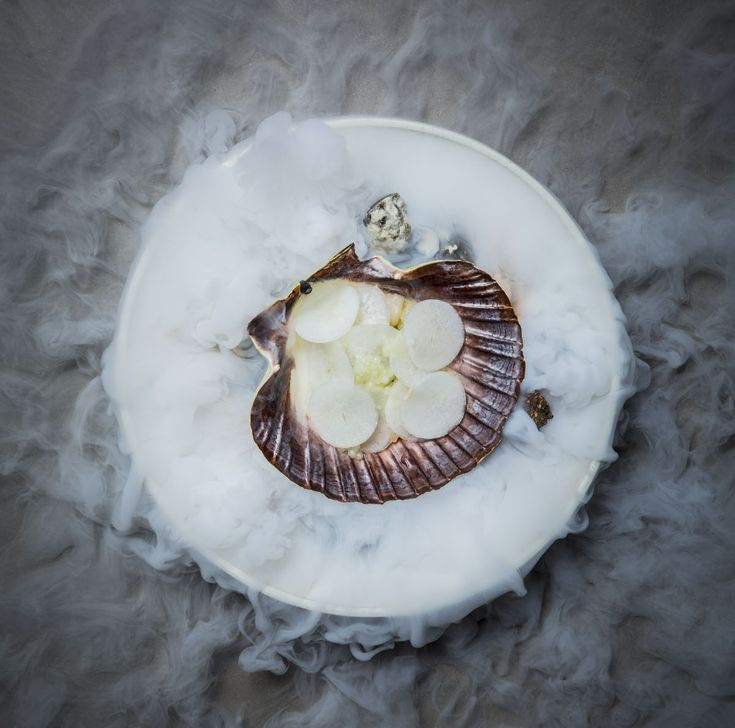 Årets kock Thomas Sjögren, Swedish Taste för White Guide