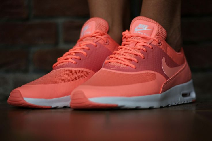 Nike Air Max Thea Pink And Blue