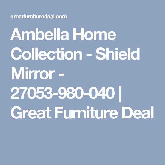Elegant Ambella Home Collection   Shield Mirror   27053 980 040. Furniture DealsHome  ...