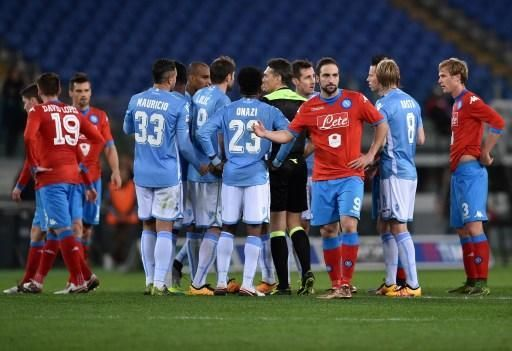 الدوري الإيطالي يشهد أحداثا عنصرية جديدة (صور)