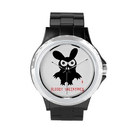 Bloody valenitnes wrist watches
