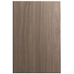 Hampton Bay 11x15 in. Edgeley Cabinet Door Sample in Driftwood HBDSSD-LX-79A at The Home Depot - Mobile