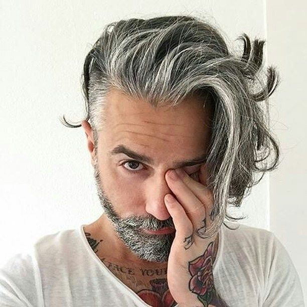 Latest Mens Hairstyles + Haircuts 2017 - Gentlemen ...