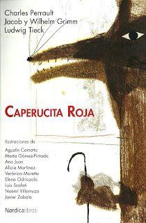 LO QUE LEO: CAPERUCITA ROJA (CHARLES PERRAULT / JACOB Y WILHEL...