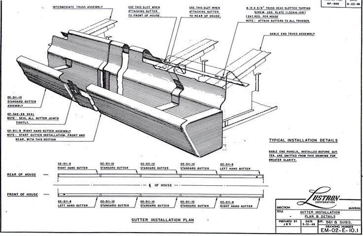 Em 02 E 10 1 Gutter Installation Details Gutter Design