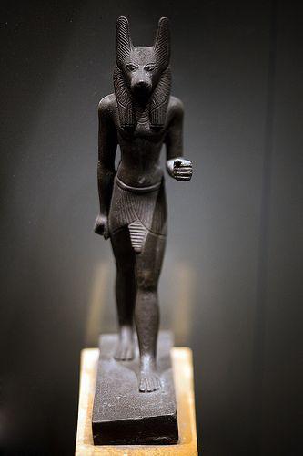 Anubis - Musée du Louvre