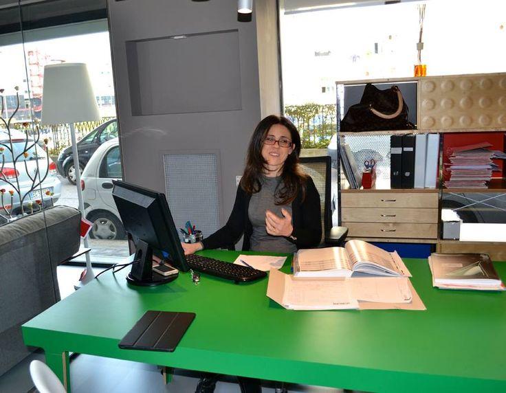 Sabrina al lavoro. Nuovi progetti e nuove idee da realizzare...