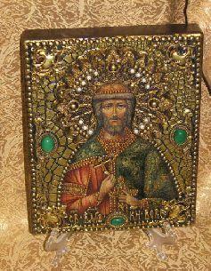 Икона, Святой Борис - Иконы, Именные <- Иконы - Каталог | Универсальный интернет-магазин подарков и сувениров