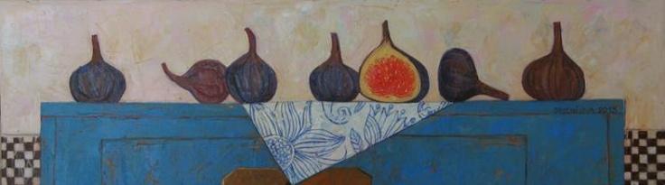 oil/canvas, 20x70, 2013