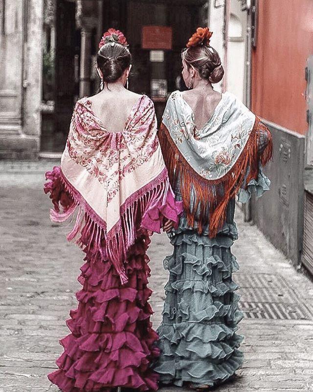 Ya está aquí la feria!! #flamencas2016 #flamencastyle #sevillatieneuncolorespecial #ig_sevilla #ok_andalucia #descubriendoigers #igcaptures_city #sevilla#doñana#