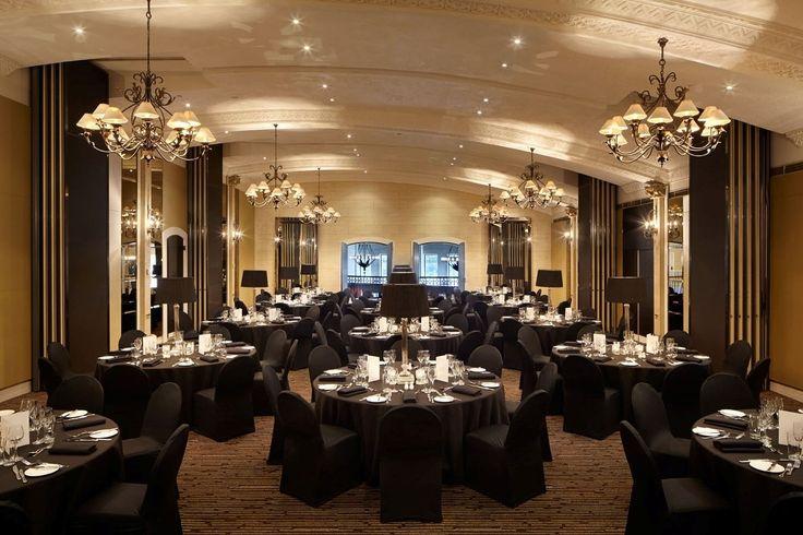 Royce Grand Ballroom Dinner Event - Royce Hotel Melbourne Conference Venue - Melbourne Wedding Venue