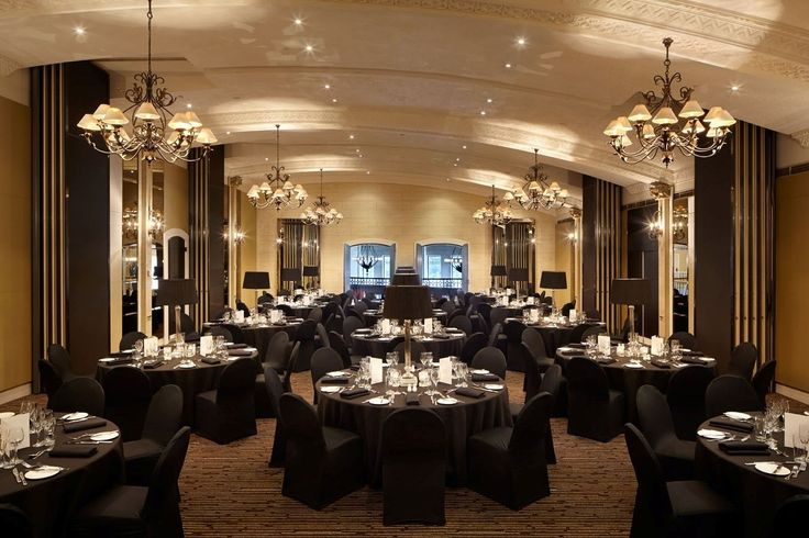 Royce Grand Ballroom Dinner Event