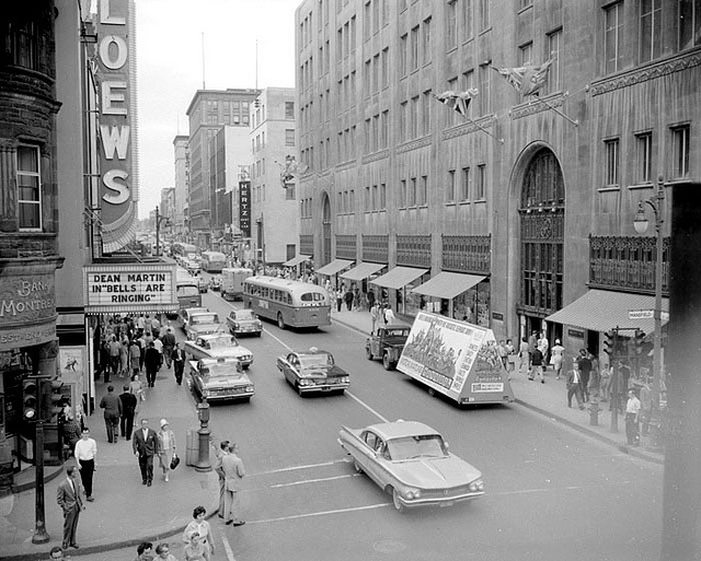 Loews theater1960 by Lemmy1959,