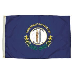 5-Ft W X 3-Ft H State Kentucky Flag 2162051