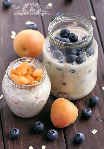 porridge from the refrigerator all night