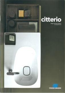 Cataloghi di bagni di Pozzi Ginori #citterio