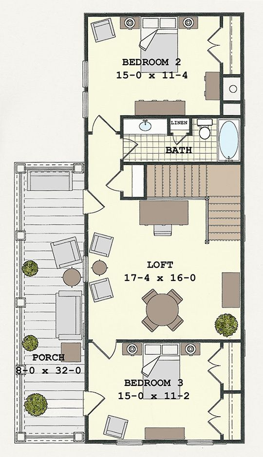 Compact House Plans - Architectural Designs