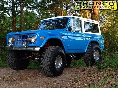 Jeff's Bronco Graveyard - Reader's Ride #23111: 1973 Ford Bronco