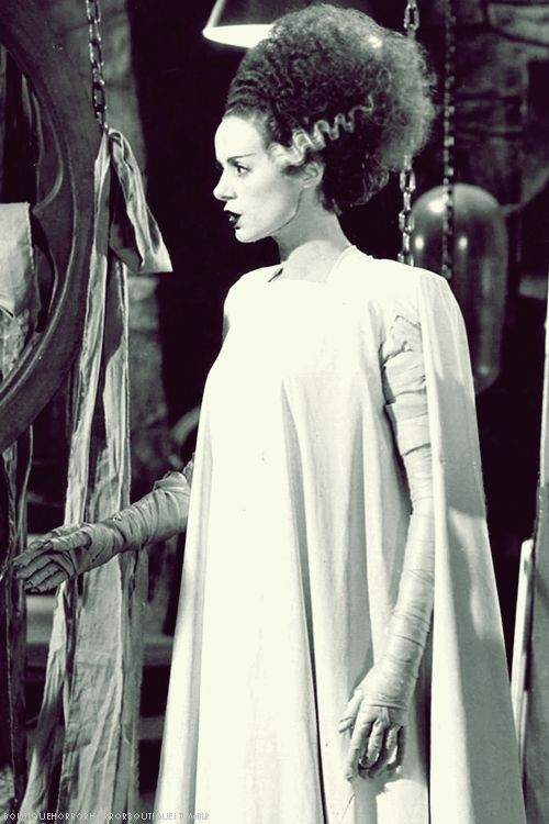 Невеста Франкенштейна,1985