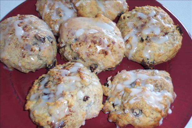 Hardee's Cinnamon Raisin Biscuits Recipe - Food.com - 147797