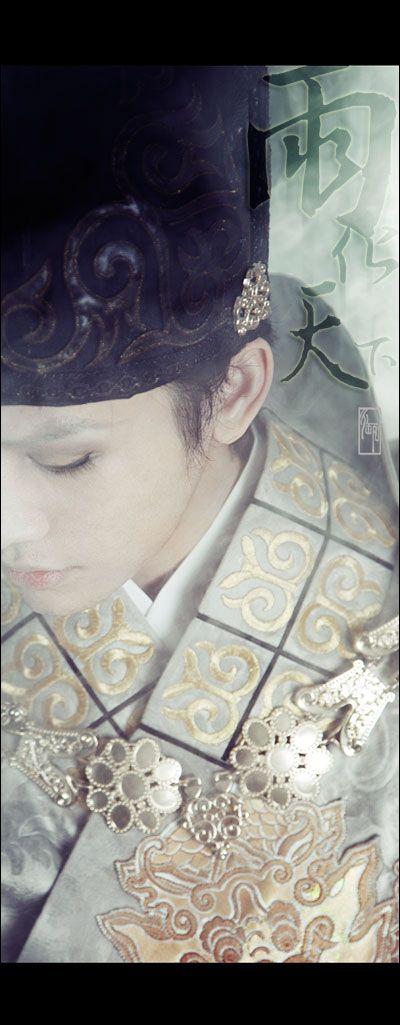 featuring shan huang - epic cosplay of Yu Hutian (AKA Yu Hua Tian) from Flying Swords at Dragon's Gate