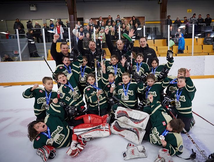 Hockey Mon Get's hit with Cow Bell... Amazing video Richmond Hill Stars Hockey Highlight 2014 video: