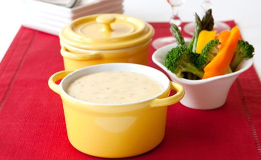 By far my favourite dip and as a Fondue, priceless!!!