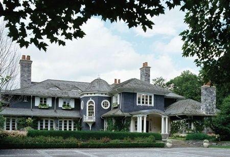 a m stern architect shingle style houses | Shingle Style Restoration - Greenwich, CT
