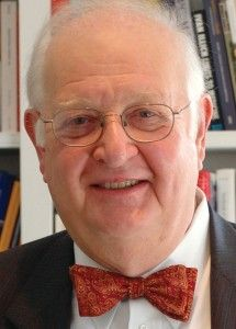 "Five minutes with Angus Deaton (Part 2): ""Those of us who were lucky enough to be born in the right countries have a moral obligation to reduce poverty and ill health in the world"""