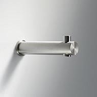 Garderobenhaken Edelstahl Design H 20-100