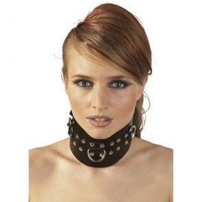 Lederen Halsband