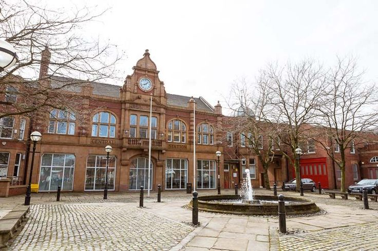 Former Salford Fire Station - Google Search