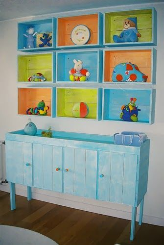 Learn how to recycle wooden boxes and use them in your home.