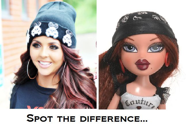 Spot the difference.... I can't