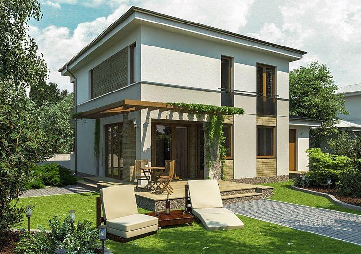 3 case mici cu etaj
