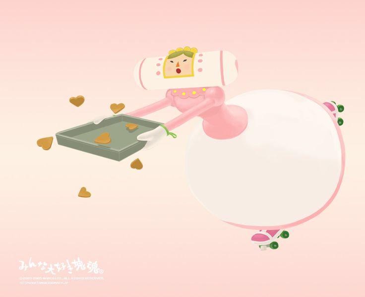 We Love Katamari | Keita Takahashi | Namco / The Queen of All Cosmos