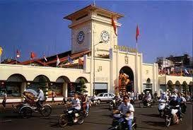 Ben Thanh Market 0