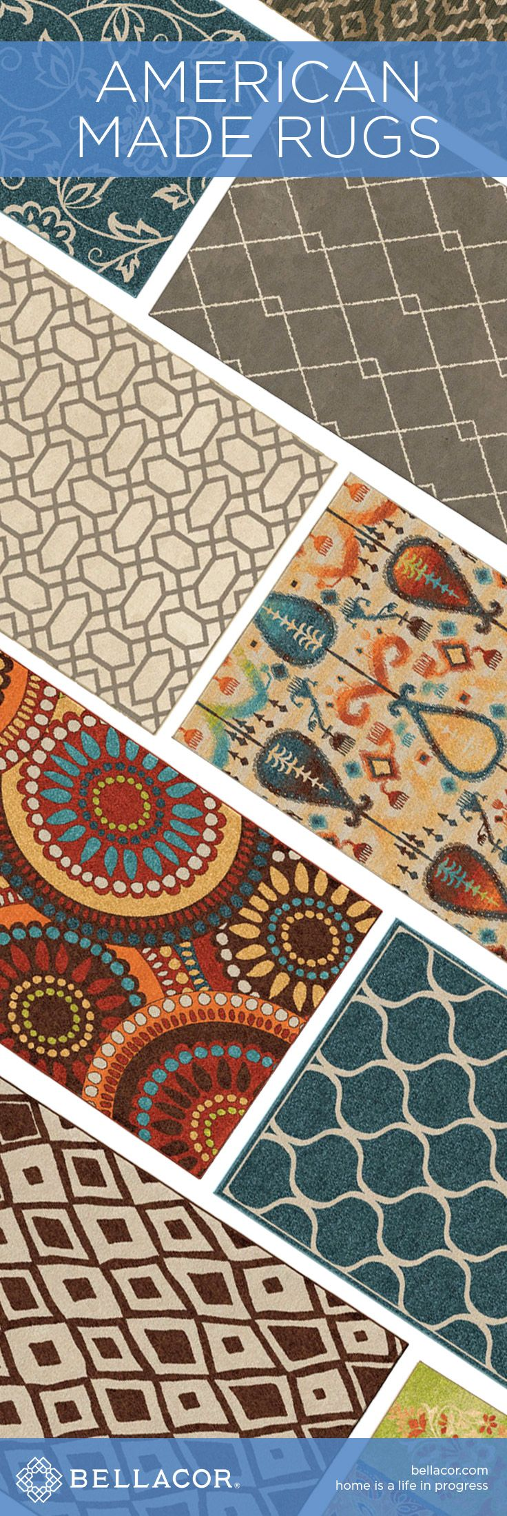 Shop American Made Rugs at http://www.bellacor.com/