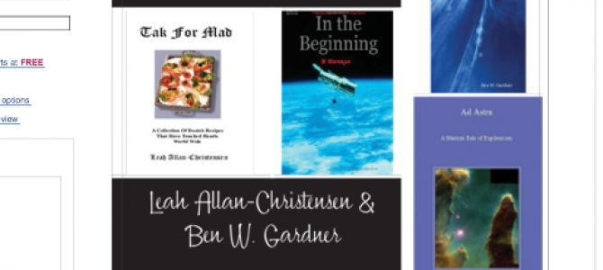 Promoting Our Books In The Chicago Area