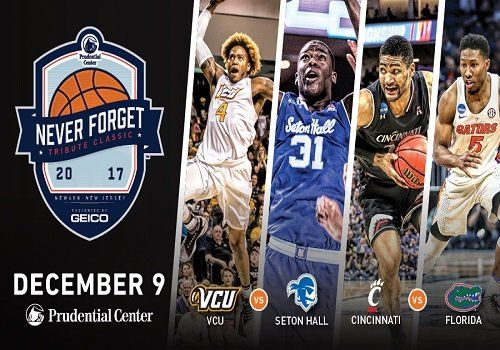 Never Forget Tribute Classic Dec. 9th at Prudential Center: Giveaway Enter inside for your chance at winning a family four pack of tickets