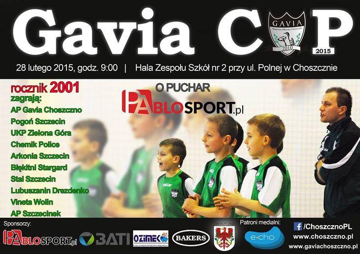 Gavia Cup: Gramy o Puchar Pablo Sport Rocznik 2001
