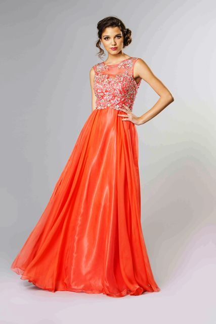 2576de79680 Dillards Coral Dress