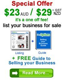 Sell your business online and reach an international audience - Australia, New Zealand and the Pacific Islands