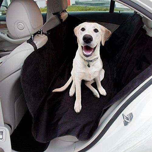 Aus der Kategorie Schondecken  gibt es, zum Preis von EUR 14,99  <p>Mit der casa pura® Autoschondecke schützen Sie Ihren Autoinnenraum ganz einfach vor Verschmutzungen jeder Art. Selbst wenn Ihr Hund sich auf dem Waldspaziergang im Schlamm gesuhlt hat oder Sie Schüttgut transportieren wollen, bewahrt diese Decke Ihr Auto zuverlässig vor Verunreinigungen. Die Decke aus Polyester mit PVC-Beschichtung ist wasser-, haar- und schmutzabweisend.</p> <p>Die Schutzdecke bietet Ihrem Vierbeiner eine…