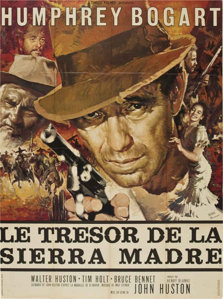 a review of the movie treasure of the sierra madres Created date: 5/1/2006 11:56:36 am.