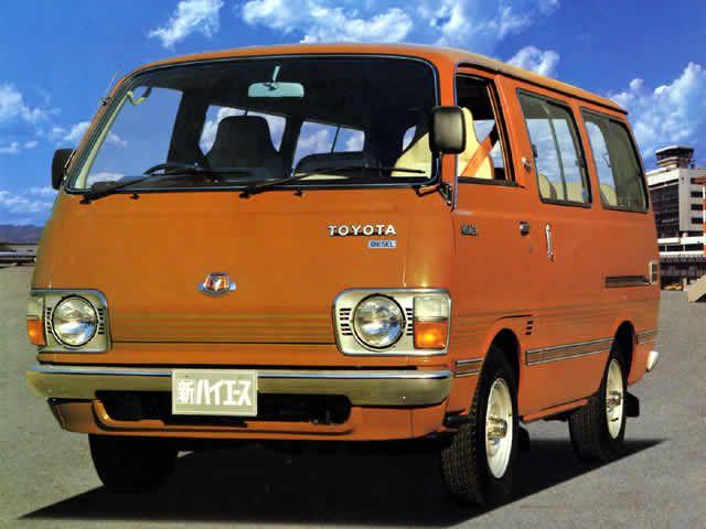 Toyota. 1980-ые
