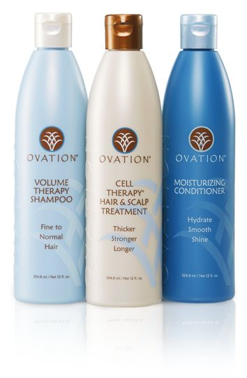 Ovation Hair Profiler- Which Ovation Cell Therapy 3-Part System is perfect for you? Take the 7 question test!